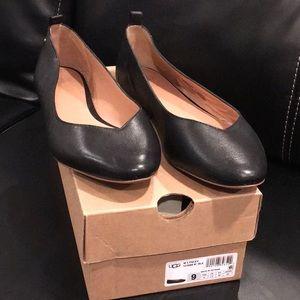 Ugg Lynley Ballet Flat - black
